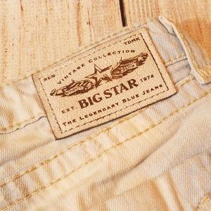Big Star Shorts - Big Star Liv cutoff distressed shorts Jean 29